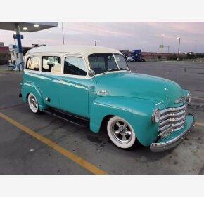 1953 Chevrolet Suburban for sale 101347492