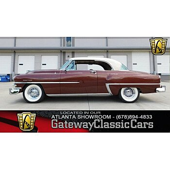 1953 Chrysler New Yorker for sale 101009499