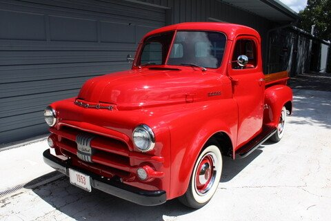 Dodge Classic Trucks For Sale Classics On Autotrader