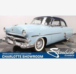 1953 Ford Customline for sale 101304525
