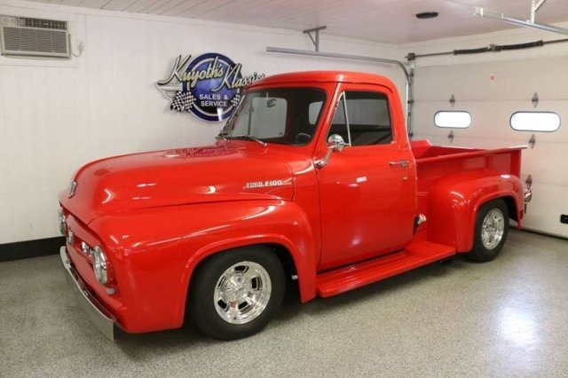 1953 ford f100 classics for sale classics on autotrader 1988 F350 Flatbed 1953 ford f100 for sale 101036407