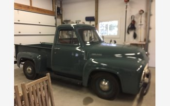 1953 Ford F100 2WD Regular Cab for sale 101074759