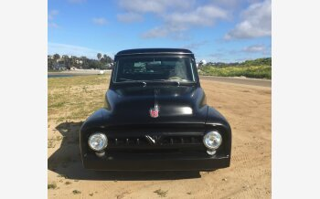 1953 Ford F100 2WD Regular Cab for sale 101128649