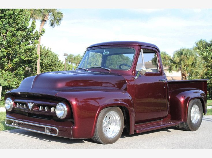 1953 Ford F100 2WD Regular Cab for sale 101362926