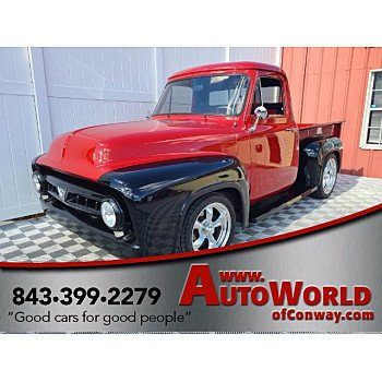 1953 Ford F100 for sale 101410887
