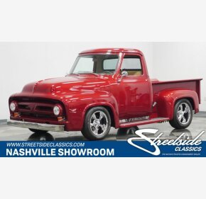 1953 Ford F100 for sale 101437319