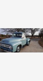 1953 Ford F100 2WD Regular Cab for sale 101468765