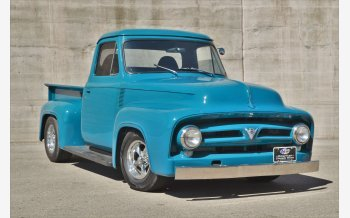 1953 Ford F100 2WD Regular Cab for sale 101252933