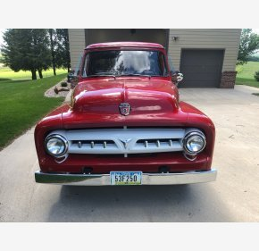 1953 Ford F250 2WD Regular Cab for sale 101344306