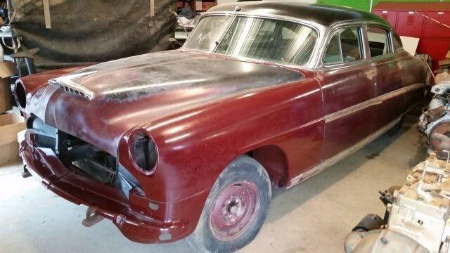 1953 Hudson Hornet american classics Car 101012594 8589f6cb8d680d93e82d97d1e471ade5 hudson hornet classics for sale classics on autotrader