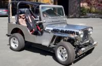 1953 Jeep CJ-3A for sale 101319082