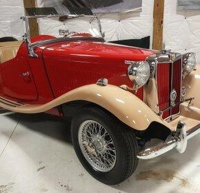 1953 MG MG-TD for sale 101096368