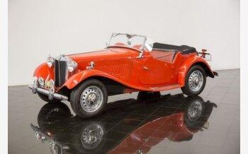 1953 MG MG-TD for sale 101181633