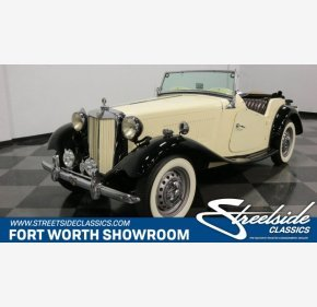 1953 MG MG-TD for sale 101204762