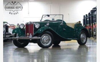1953 MG MG-TD for sale 101237608