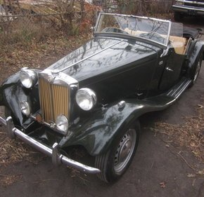 1953 MG MG-TD for sale 101238001