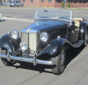 1953 MG MG-TD for sale 101301426