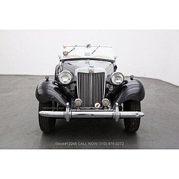 1953 MG MG-TD for sale 101355469