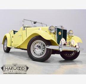 1953 MG MG-TD for sale 101368930