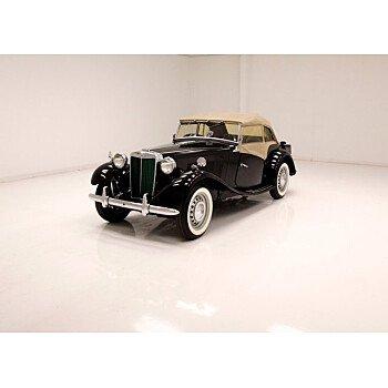 1953 MG MG-TD for sale 101423036