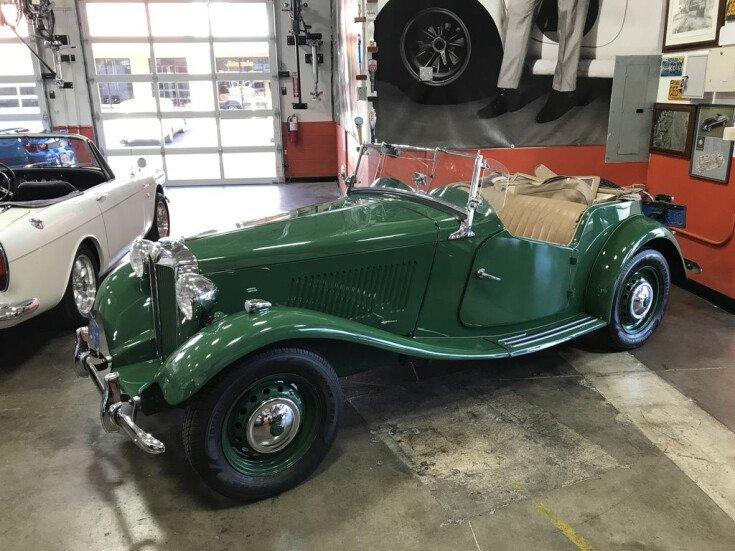 1953 MG MG-TD for sale 101485286