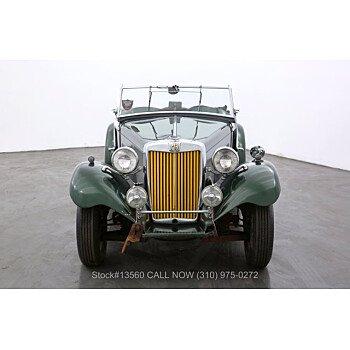 1953 MG MG-TD for sale 101497197