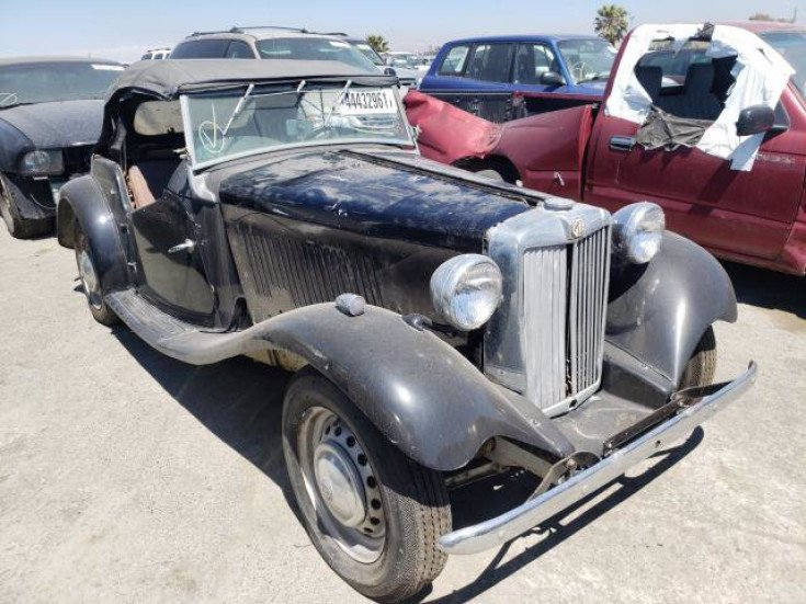 1953 MG MG-TD for sale 101523220