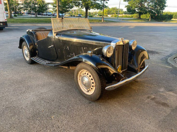 1953 MG MG-TD for sale 101528091