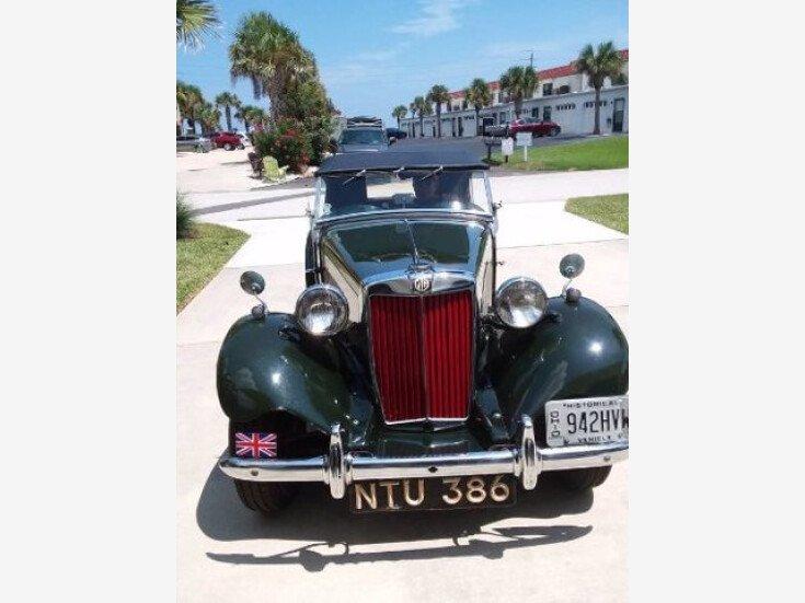 1953 MG MG-TD for sale 101529208