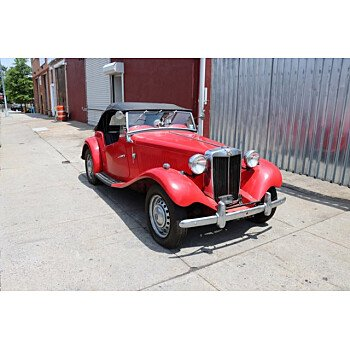 1953 MG MG-TD for sale 101539065
