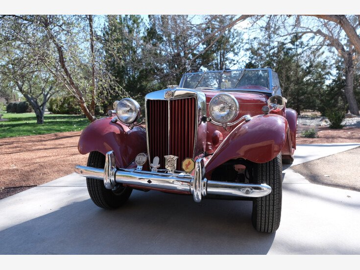 1953 MG MG-TD for sale 101540782