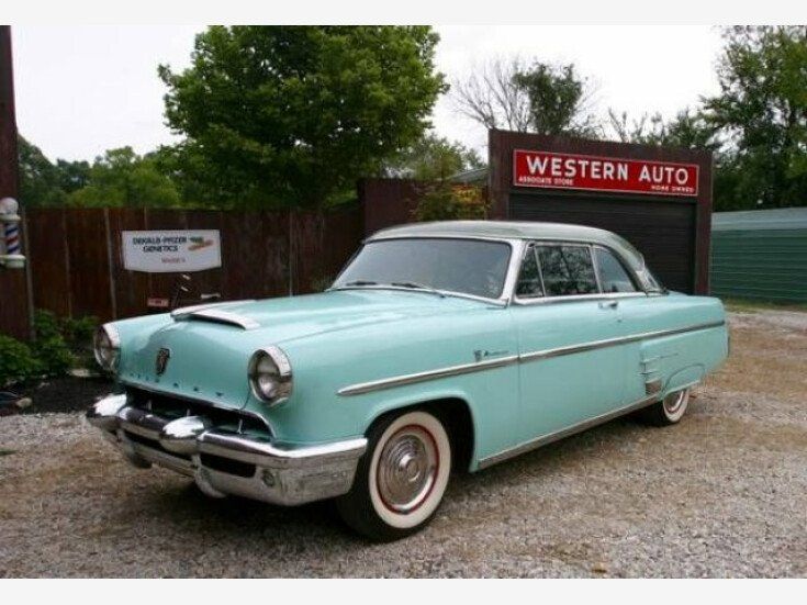 1953 Mercury Monterey For Sale Near Cadillac Michigan 49601