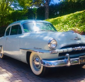 1953 Plymouth Cranbrook for sale 101381599