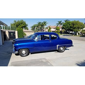 1953 Plymouth Cranbrook for sale 101510528