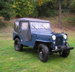 1953 Willys CJ-3B for sale 101298139