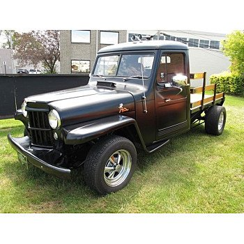 1953 Willys Pickup for sale 101229808