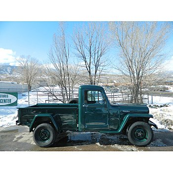 1953 Willys Pickup for sale 101283740