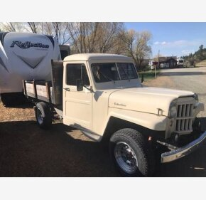 1953 Willys Pickup for sale 101367431
