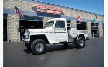 1953 Willys Pickup for sale 101551309