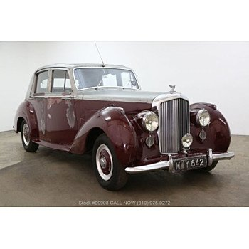 1954 Bentley R-Type for sale 101026520