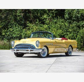 1954 Buick Roadmaster for sale 101319571