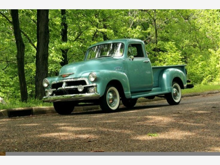 1954 chevrolet 3100 for sale near bloomington illinois. Black Bedroom Furniture Sets. Home Design Ideas
