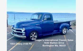 1954 Chevrolet 3100 for sale 101541459
