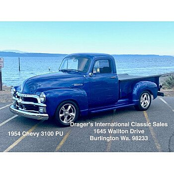 1954 Chevrolet 3100 for sale 101581283