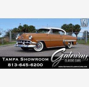 Belair Auto Auction >> 1954 Chevrolet Bel Air Classics For Sale Classics On