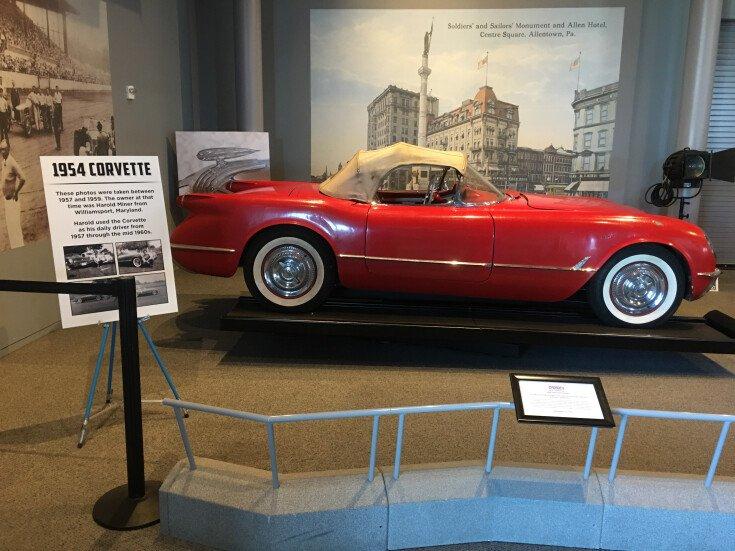 1954 Chevrolet Corvette for sale 101346047