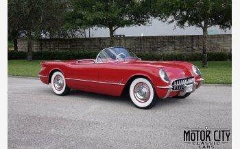 1954 Chevrolet Corvette for sale 101499955