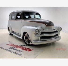 1954 Chevrolet Suburban for sale 101393458