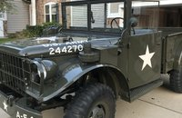 1954 Dodge M37 for sale 101400237