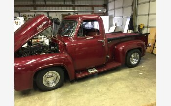 1954 Ford F100 2WD Regular Cab for sale 101102922
